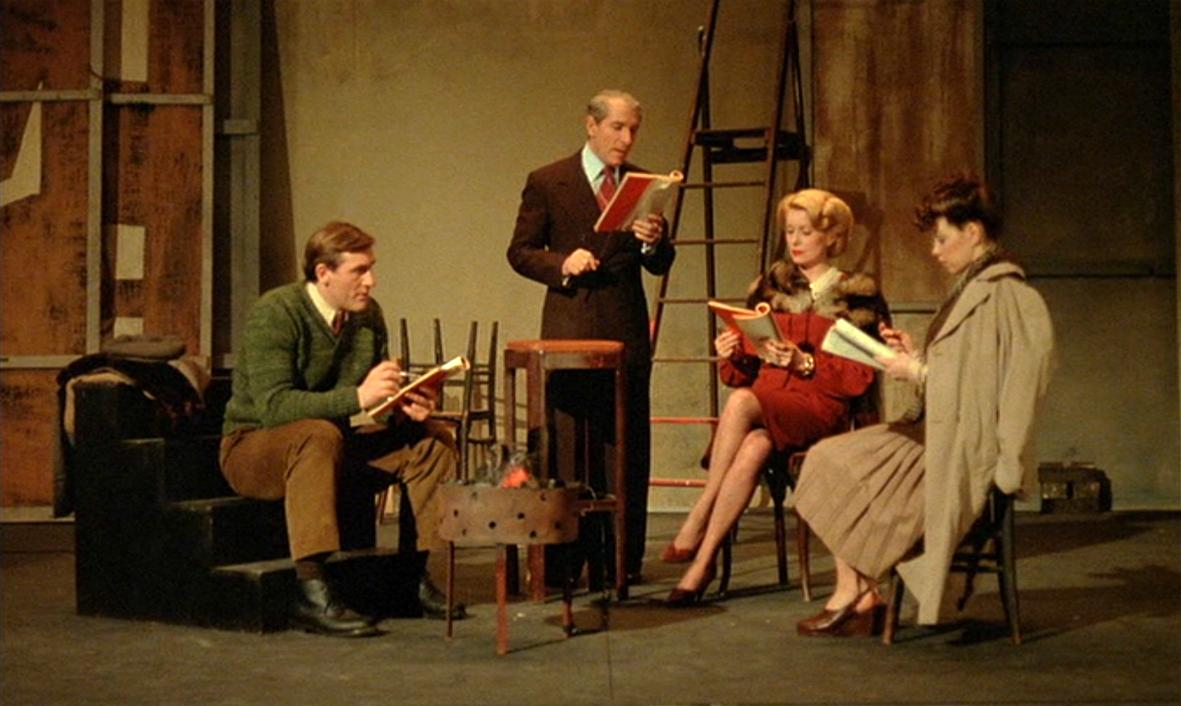 "Recenzja filmu ""Le dernier métro"" / ""Ostatnie metro"" (1980), reż. François Truffaut"
