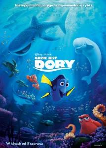 """Recenzja filmu """"Gdzie jest Dory?"""", reż. Andrew Stanton. Angus MacLane"""