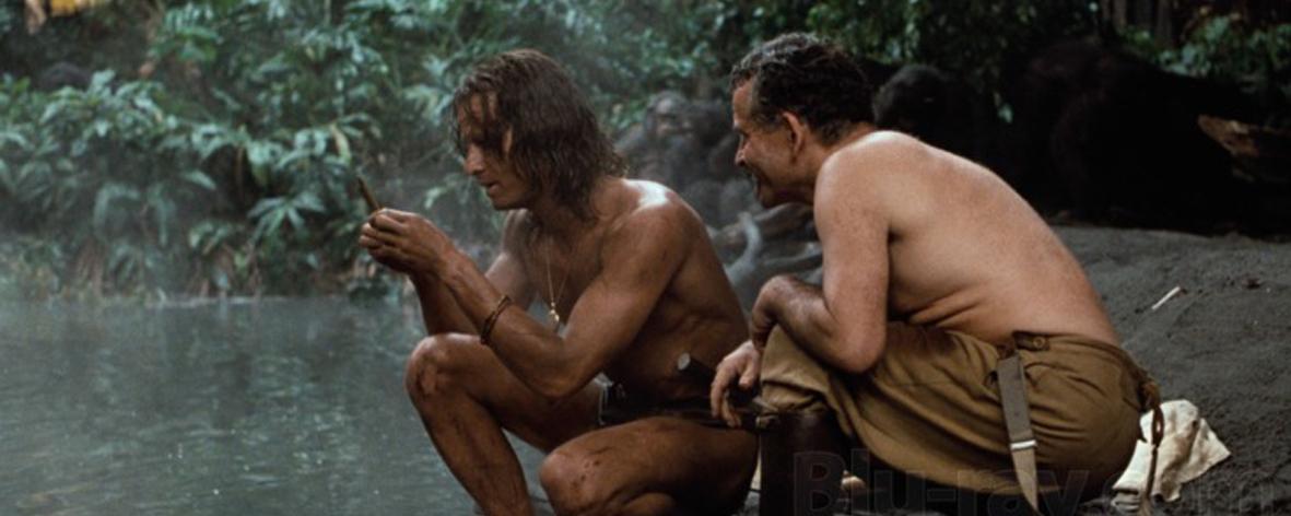 """Recenzja filmu """"Greystoke: Legenda Tarzana, władcy małp"""" (1984), reż. Hugh Hudson"""