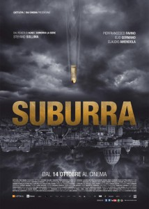 "Recenzja filmu ""Suburra"" (2015), reż. Stefano Sollima."