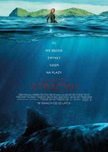 "Recenzja filmu ""183 metry strachu"" (2016), reż. Jaume Collet-Serra."