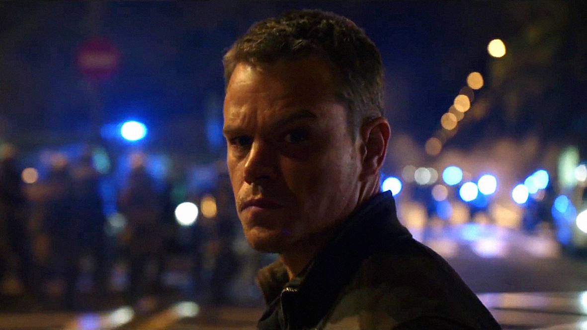 "Recenzja filmu ""Jason Bourne"" (2016), reż. Paul Greengrass"