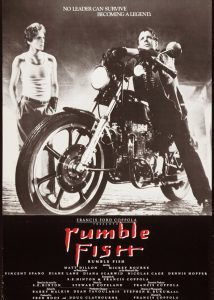 "Recenzja filmu ""Rumble Fish"" (1983), reż. Francis Ford Coppola"