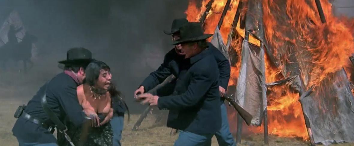 "Recenzja filmu ""Soldier Blue"" (1970), reż. Ralph Nelson."