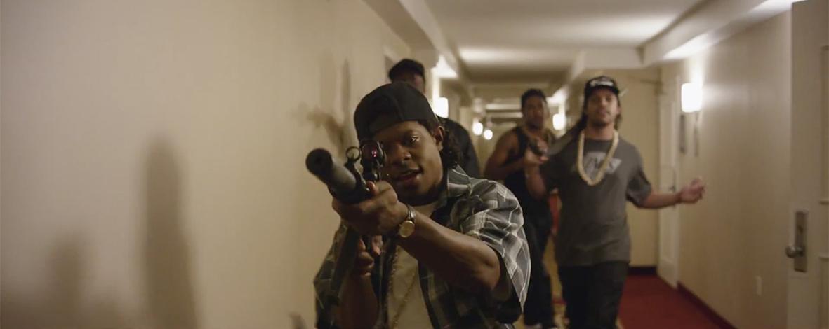"Recenzja filmu ""Straight Outta Compton"" (2015), reż. F. Gary Gray"