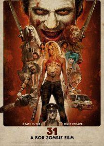 """Recenzja filmu """"31"""" (2016), reż. Rob Zombie"""