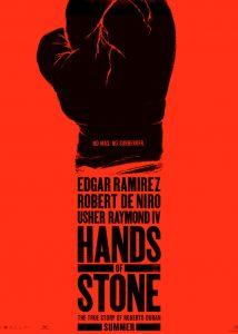 """Recenzja filmu """"Hands of stone"""" (2016), reż. Jonathan Jakubowicz"""