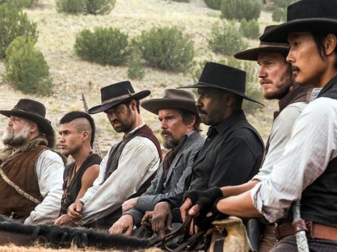 """Recenzja filmu """"Siedmiu wspaniałych"""" (2016), reż. Antoine Fuqua"""