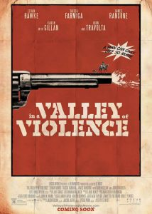 "Recenzja filmu ""In a Valley of Violence"" (2016), reż. Ti West"