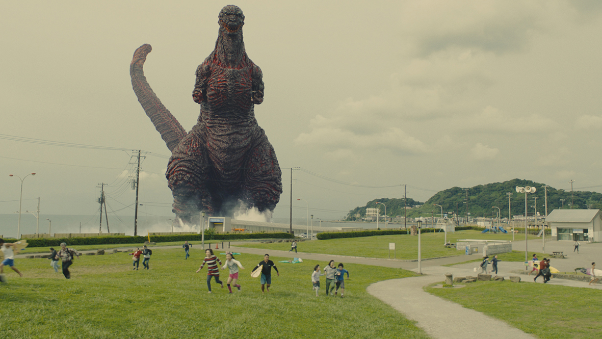 "Recenzja filmu ""Godzilla Resurgence"" (2016), reż. Hideaki Anno, Shinji Higuchi"
