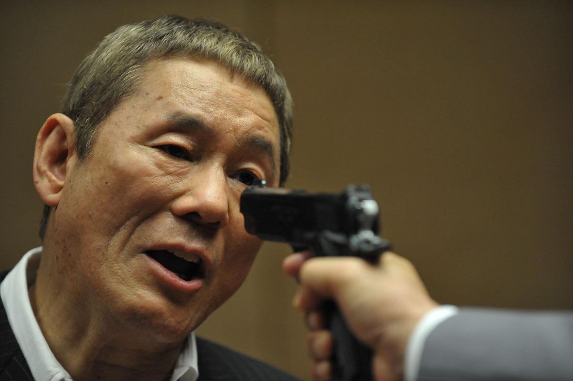 "Recenzja filmu ""Beyond Outrage"" (2012), reż. Takeshi Kitano"