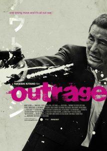 """Recenzja filmu """"Outrage"""" (2010), reż. Takeshi Kitano"""