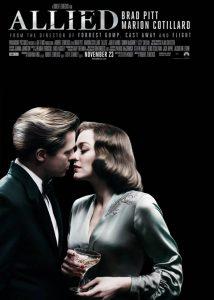 """Recenzja filmu """"Sprzymierzeni"""" (2016), reż. Robert Zemeckis"""