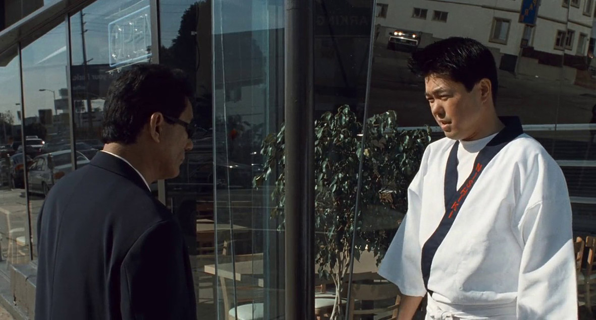 "Recenzja filmu ""Brother"" (2000), reż. Takeshi Kitano"