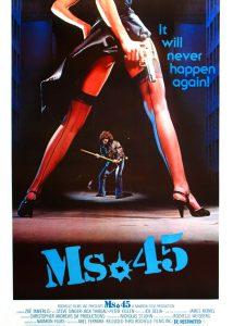 "Recenzja filmu ""Ms .45"" (1981), reż. Abel Ferrara"
