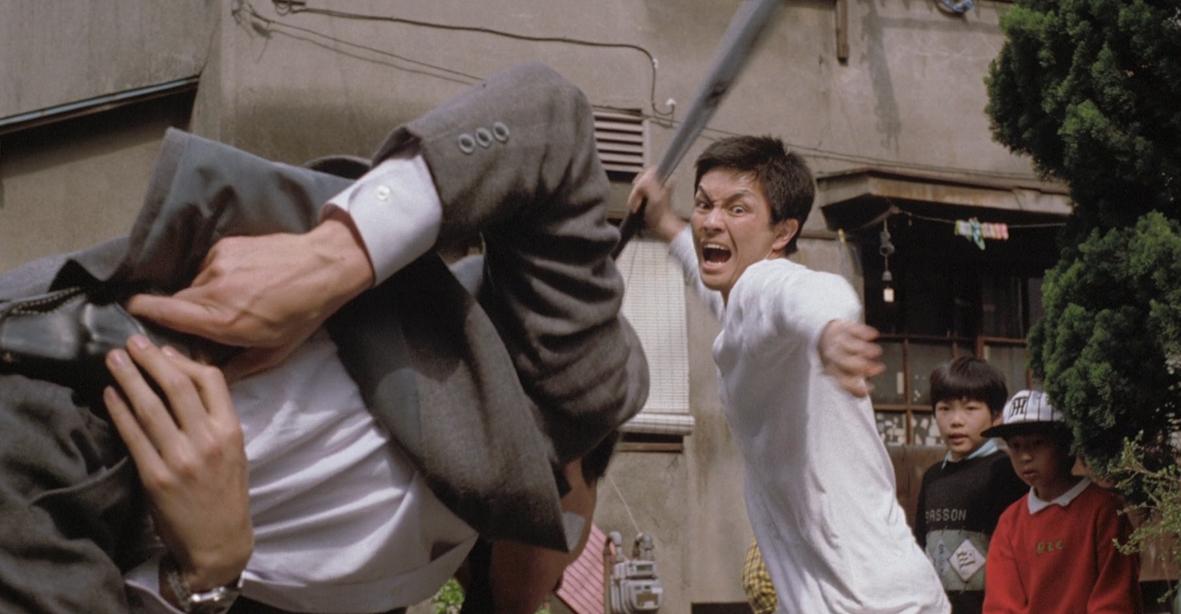 """Recenzja filmu """"Brutalny glina"""" (1989), reż. Takeshi Kitano"""