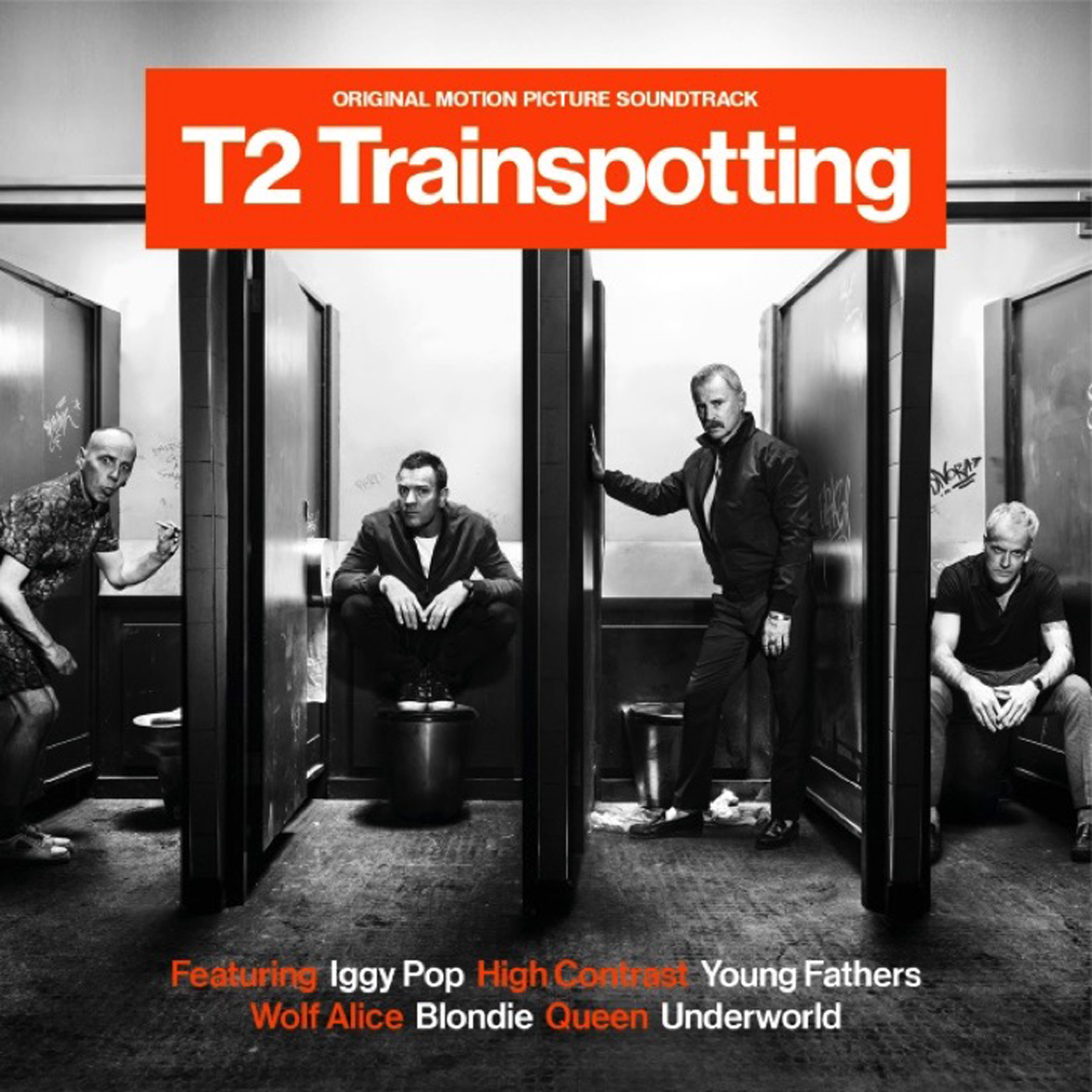 T2 Trainspotting - soundtrack