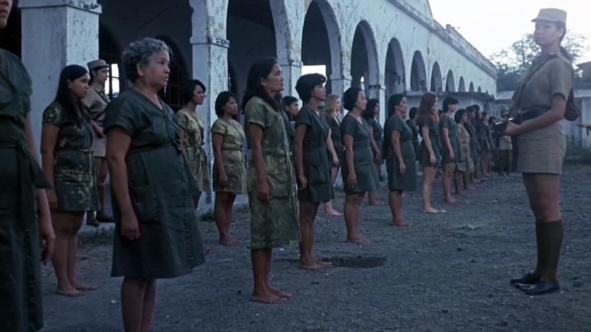 "Recenzja filmu ""Women in Cages"" (1971), reż. Gerardo de León"