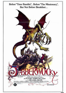 Jabberwocky (1977), reż. Terry Gilliam