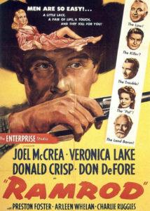 Ramrod (1947), reż. André De Toth