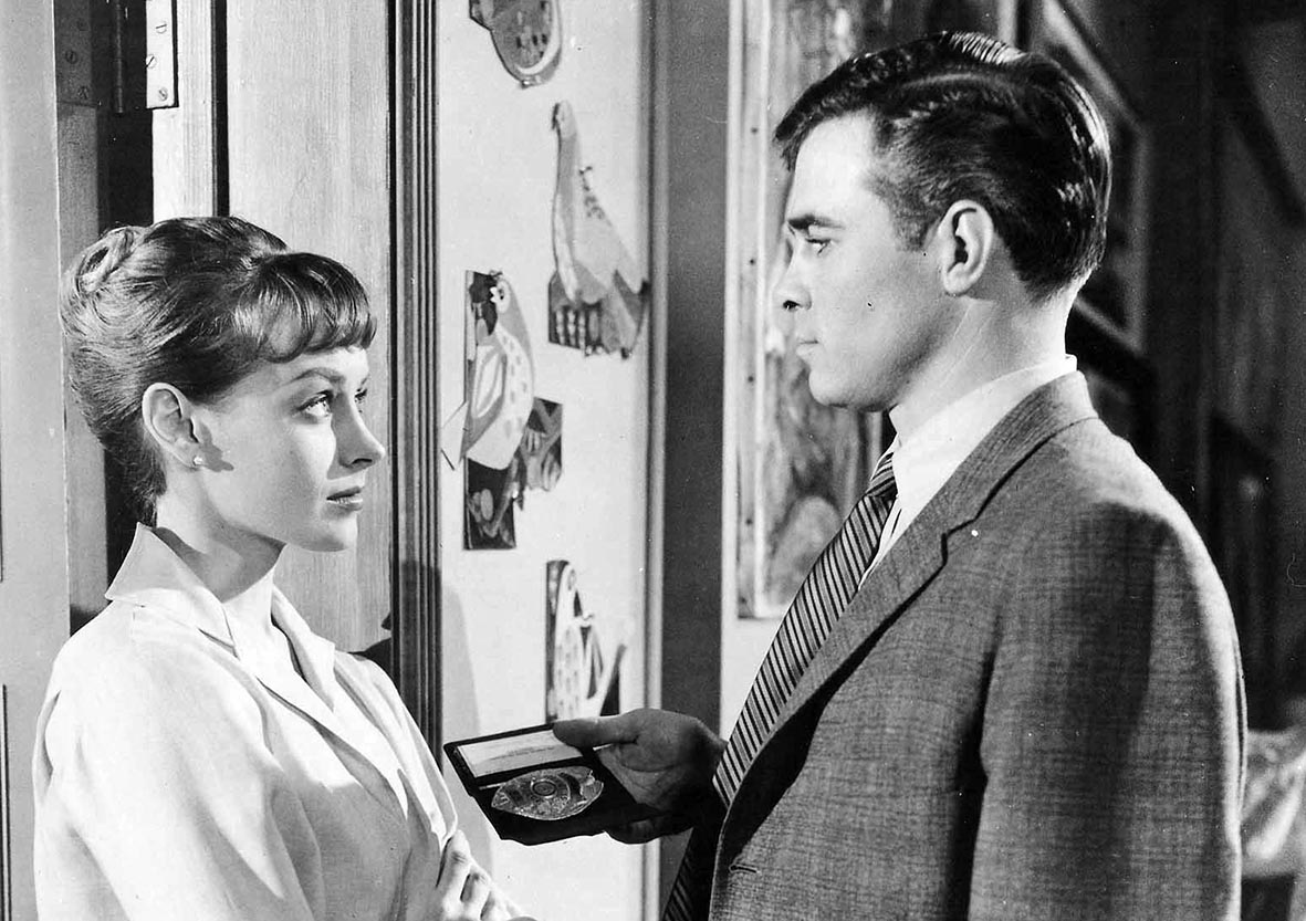 """Recenzja filmu """"The Crimson Kimono"""" (1959), reż. Samuel Fuller"""