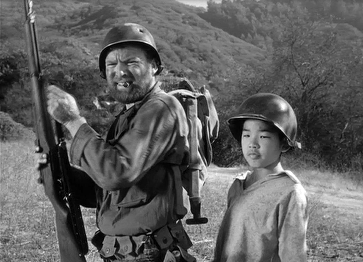 "Recenzja filmu ""The Steel Helmet"" (1951), reż. Samuel Fuller"