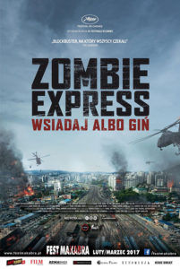 Zombie express (2016) reż. Sang-ho Yeon | Korea Południowa