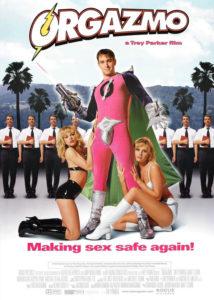 Orgazmo (1997) reż. Trey Parker