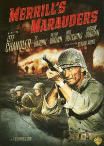 "Recenzja filmu ""Merrill's Marauders"" (1962), reż. Samuel Fuller"