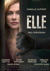 "Recenzja filmu ""Elle"" (2016), reż. Paul Verhoeven"