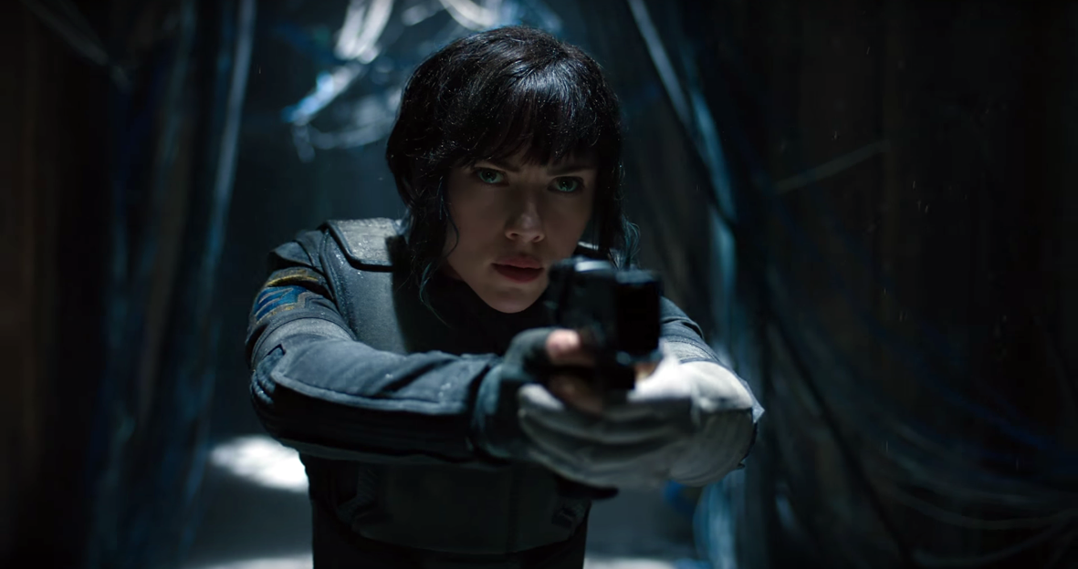 "Recenzja filmu ""Ghost in the Shell"" (2017), reż. Rupert Sanders"