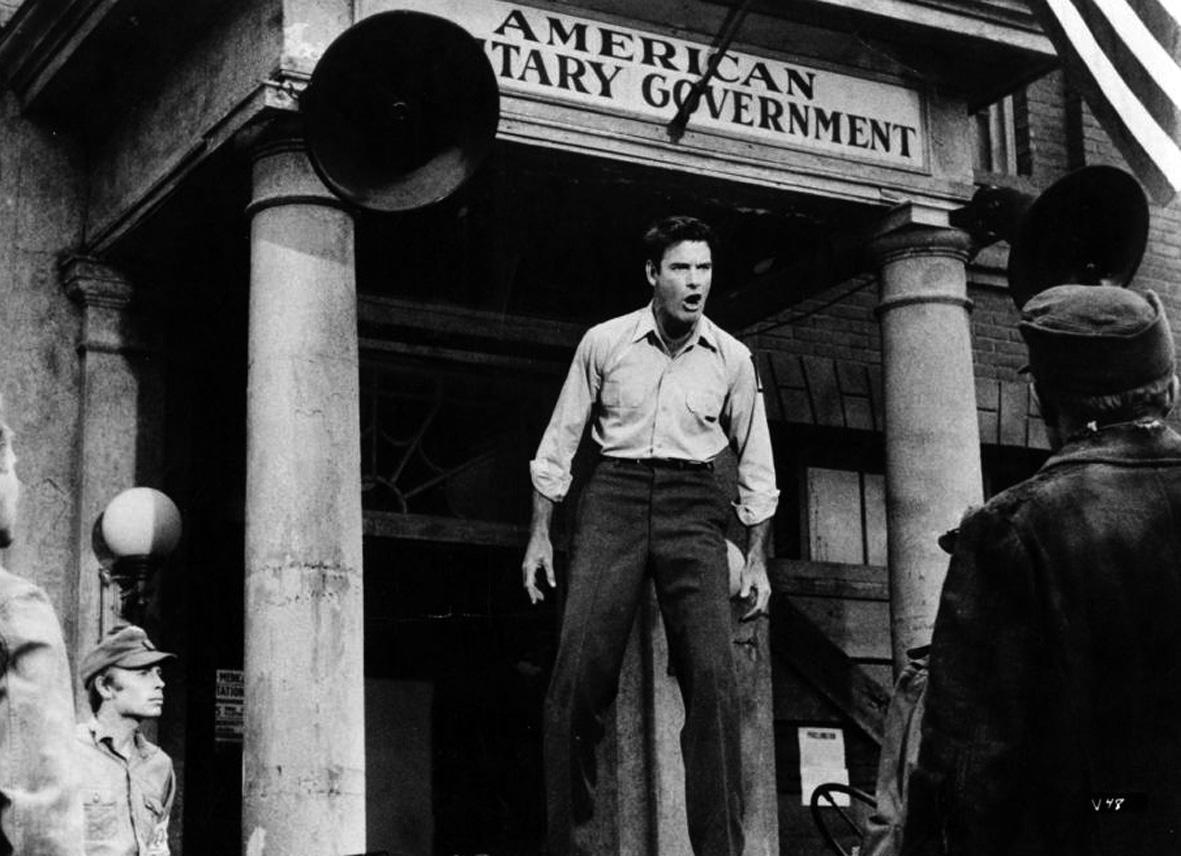 "Recenzja filmu "" Verboten!"" (1959), reż. Samuel Fuller"