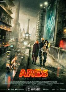 "Recenzja filmu ""Arès"" (2016), reż. Jean-Patrick Benes"