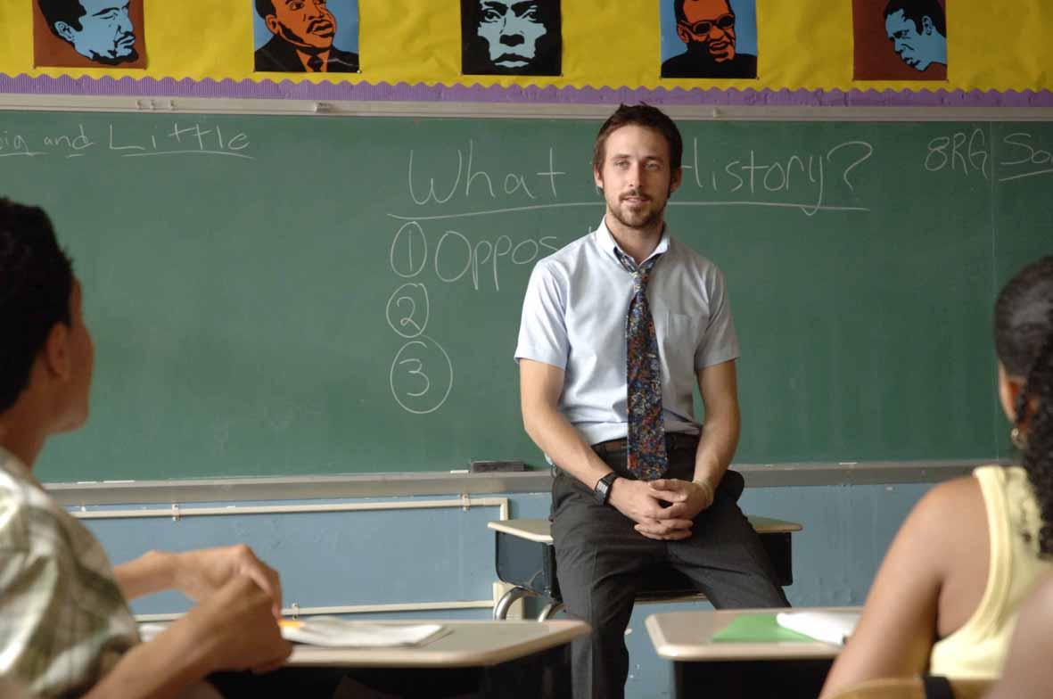 """Recenzja filmu """"Szkolny chwyt""""(2006), reż. Ryan Fleck"""