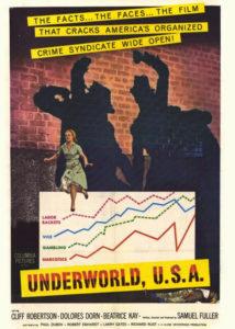 "Recenzja filmu ""Underworld U.S.A.""(1961), reż. Samuel Fuller"