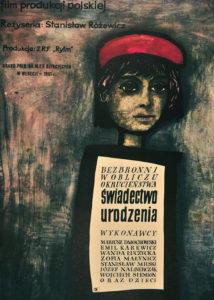 """Recenzja filmu """"Świadectwo urodzenia"""" (1961), reż. Stanisław Różewicz"""