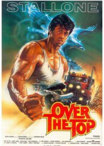 "Recenzja filmu ""Over the top"" (1987), reż. Menahem Golan"