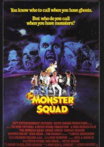 The Monster Squad / Łowcy potworów (1987), reż. Fred Dekker
