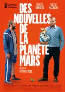 29.06 U pana Marsa bez zmian (2016), reż. Dominik Moll