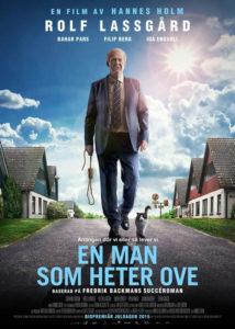 Mężczyzna imieniem Ove(2015), reż. Hannes Holm
