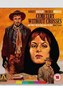 """""""Cmentarz bez krzyży"""" (1969), reż. Robert Hossein"""