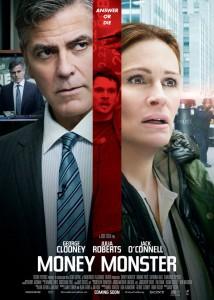 """Recenzja filmu """"Zakładnik z Wall Street"""" / """"Money Monster"""" (2016), reż. Jodie Foster"""