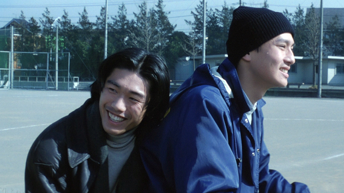 """Recenzja filmu """"Powrót przyjaciół"""" / """"Kids Return"""" (1996), reż. Takeshi Kitano"""