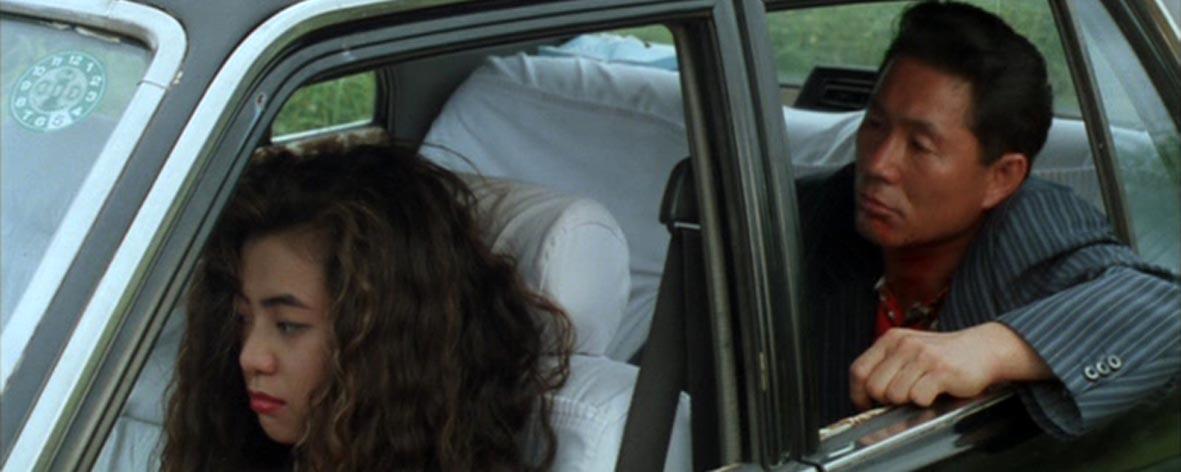 """Recenzja filmu """"Punkt zapalny"""" / """"Boiling Point"""" (1990), reż. Takeshi Kitano"""
