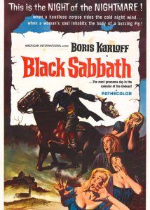 "Recenzja filmu ""Black Sabbath"" (1963), reż. Mario Bava"