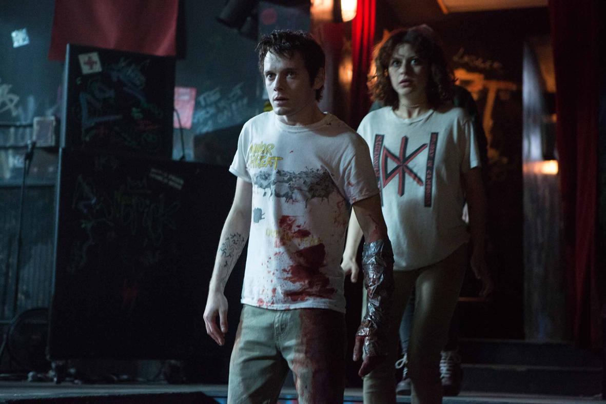 """Recenzja filmu """"Green Room"""" (2015), reż. Jeremy Saulnier"""