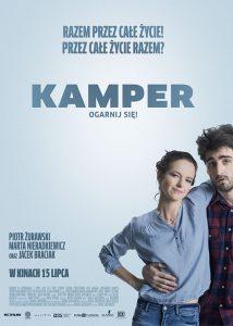 """Recenzja filmu """"Kamper"""" (2016), reż. Łukasz Grzegorzek."""