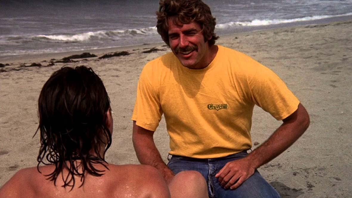 """Recenzja filmu """"Lifeguard"""" (1976), reż. Daniel Petrie"""
