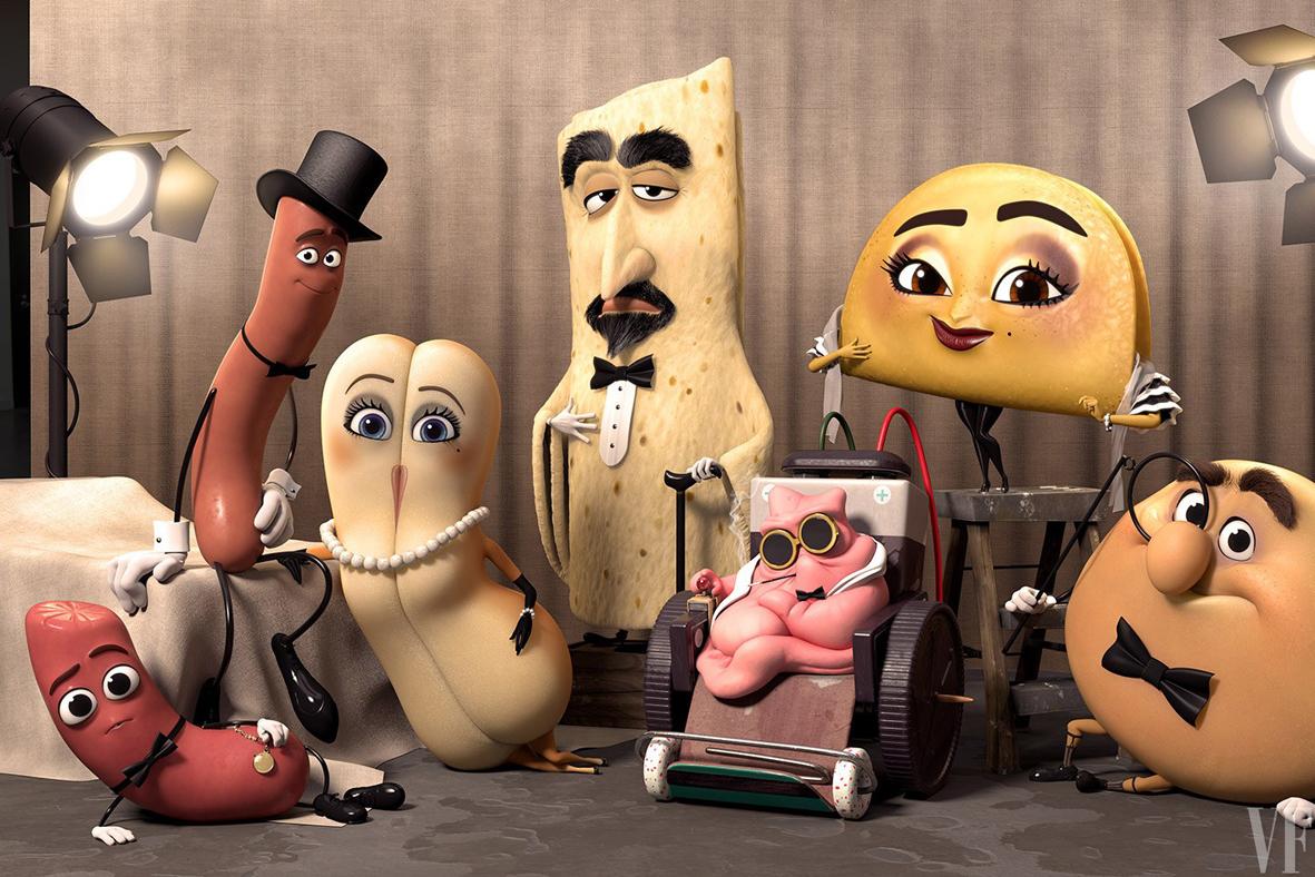 "Recenzja filmu ""Sausage Party"" (2016), reż. Greg Tiernan, Conrad Vernon"