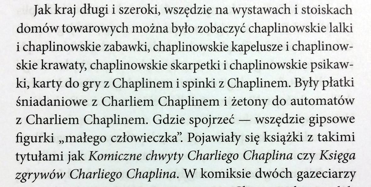 Charlie Chaplin - biogafia